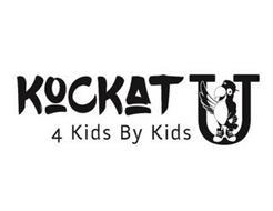 KOCKATU 4 KIDS BY KIDS
