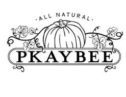 ALL NATURAL PKAYBEE