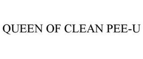 QUEEN OF CLEAN PEE-U