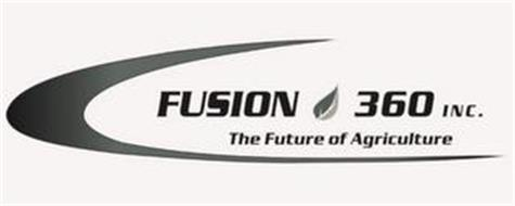 FUSION 360 INC. THE FUTURE OF AGRICULTURE