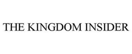 THE KINGDOM INSIDER