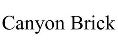 CANYON BRICK