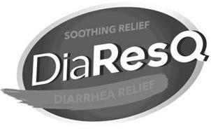 SOOTHING RELIEF DIARESQ DIARRHEA RELIEF