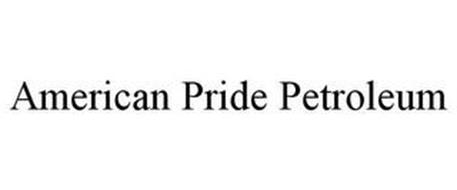 AMERICAN PRIDE PETROLEUM