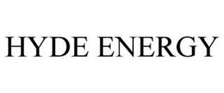 HYDE ENERGY