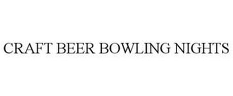 CRAFT BEER BOWLING NIGHTS