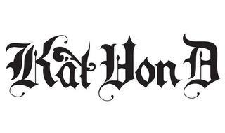 Image result for kat von d cosmetics logo