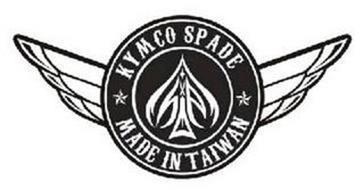 KYMCO SPADE MADE IN TAIWAN