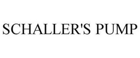SCHALLER'S PUMP
