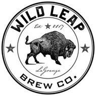WILD LEAP BREW CO. EST. 2017 LAGRANGE