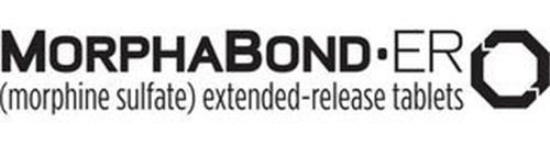 MORPHABOND · ER (MORPHINE SULFATE) EXTENDED-RELEASE TABLETS