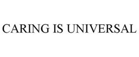 CARING IS UNIVERSAL
