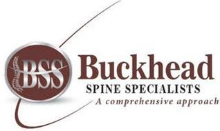 BSS BUCKHEAD SPINE SPECIALIST A COMPREHENSIVE APPROACH