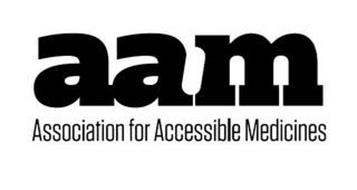 AAM ASSOCIATION FOR ACCESSIBLE MEDICINES