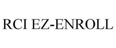 RCI EZ-ENROLL
