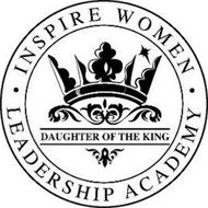 · INSPIRE WOMEN LEADERSHIP ACADEMY · DAUGHTER OF THE KING