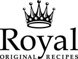 ROYAL ORIGINAL RECIPES