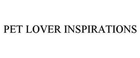 PET LOVER INSPIRATIONS