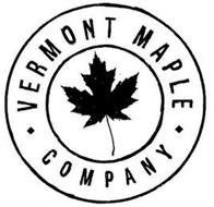 · VERMONT MAPLE · COMPANY