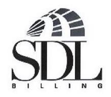 SDL BILLING