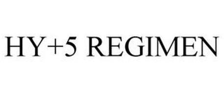 HY+5 REGIMEN