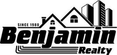 SINCE 1980 BENJAMIN REALTY