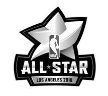 NBA ALL STAR LOS ANGELES 2018