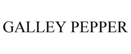 GALLEY PEPPER