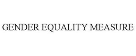 GENDER EQUALITY MEASURE