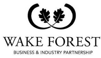 WAKE FOREST BUSINESS & INDUSTRY PARTNERSHIP