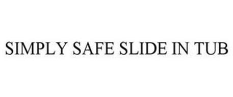 SIMPLY SAFE SLIDE IN TUB