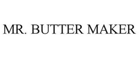 MR. BUTTER MAKER
