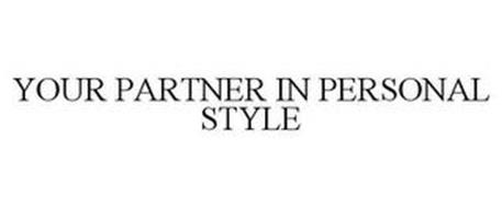 YOUR PARTNER IN PERSONAL STYLE