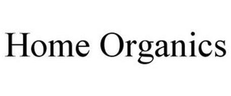 HOME ORGANICS