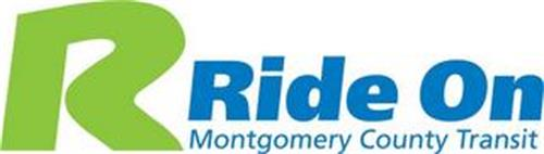 R RIDE ON MONTGOMERY COUNTY TRANSIT