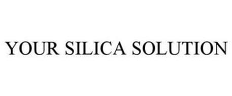 YOUR SILICA SOLUTION