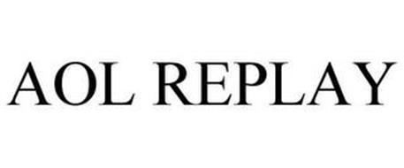 AOL REPLAY