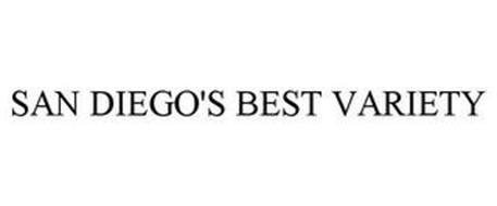 SAN DIEGO'S BEST VARIETY