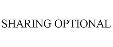 SHARING OPTIONAL