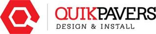 QUIKPAVERS DESIGN & INSTALL