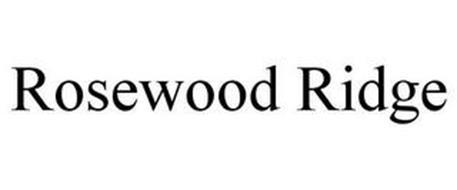 ROSEWOOD RIDGE