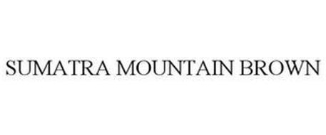 SUMATRA MOUNTAIN BROWN