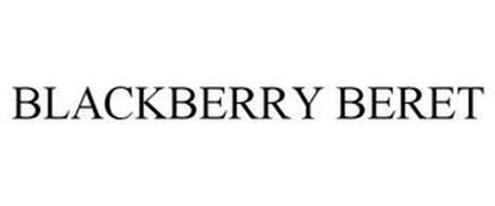 BLACKBERRY BERET