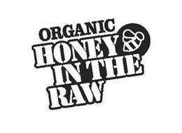 ORGANIC HONEY IN THE RAW