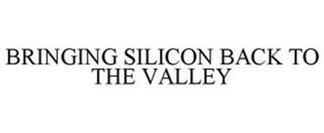 BRINGING SILICON BACK TO THE VALLEY