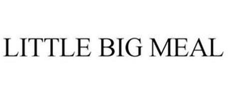 LITTLE BIG MEAL
