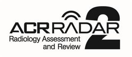 ACR RADAR 2 RADIOLOGY ASSESSMENT AND REVIEW