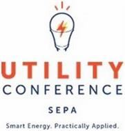 UTILITY CONFERENCE SEPA SMART ENERGY. PRACTICALLY APPLIED.