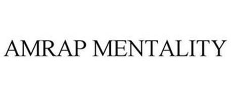 AMRAP MENTALITY
