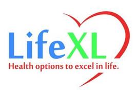 LIFEXL HEALTH OPTIONS TO EXCEL IN LIFE.